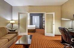 Wheelchair Accessible King Room (PNK1) Hotels in Alberta