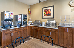 Wake Up to a Hot Breakfast Hotels in fox creek